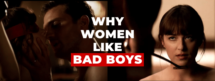 Why Do Girls Like Bad Boys? | The Dark Side Of Attraction